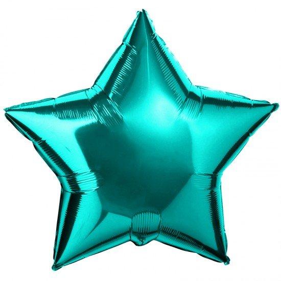 Звезда из фольги Тиффани, 81 см