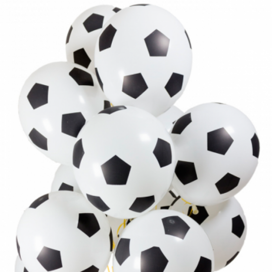 Облако воздушных шаров Футбол