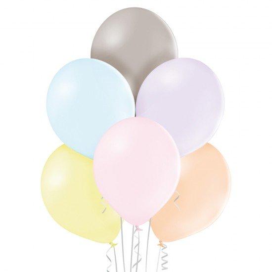 Облако воздушных шаров Макарунс Ассорти