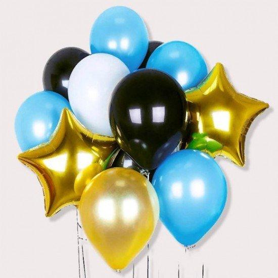 Композиция из воздушных шаров Твой день