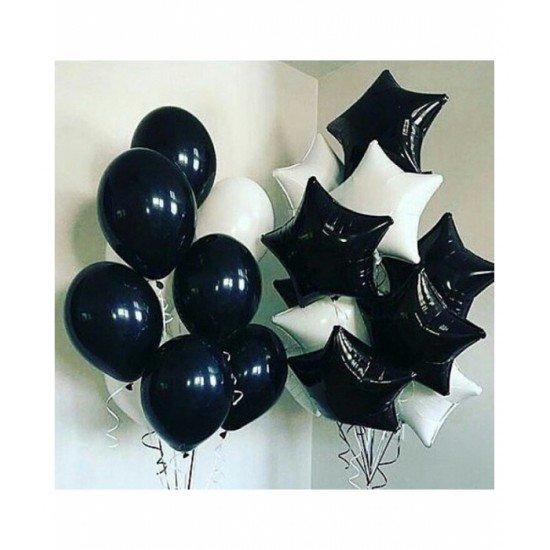 Композиция из воздушных шаров Джентельмен