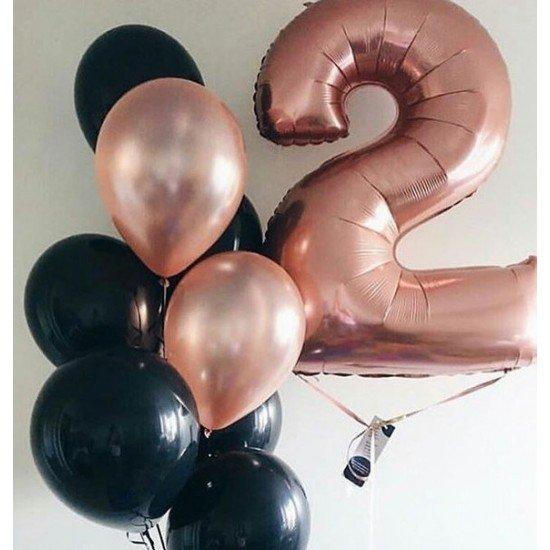 Композиция из воздушных шаров Красиво жить не запретишь