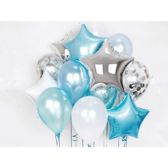 Композиция из воздушных шаров  Волшебство