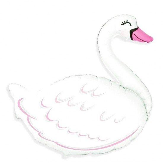 Фигура, Лебедь, Белый, 89 см