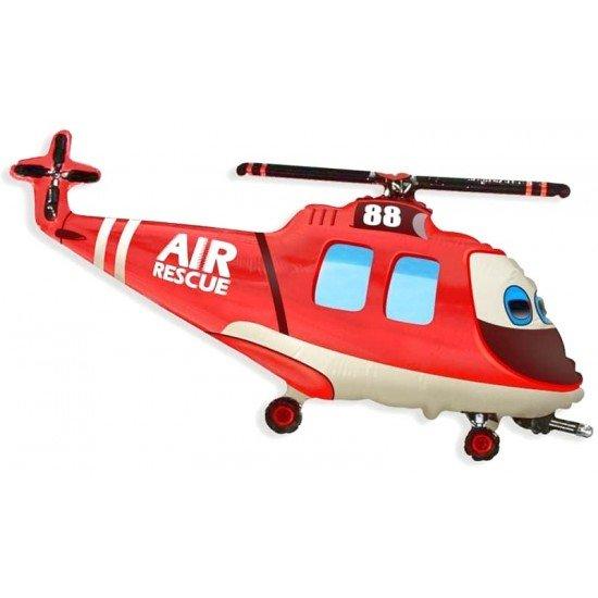 Фигура, Вертолет-Спасатель, 97 см