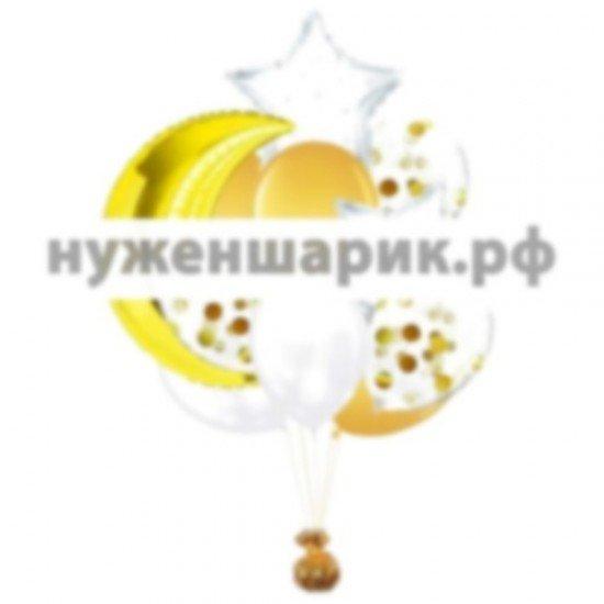 Букет из воздушных шаров Млечный Путь