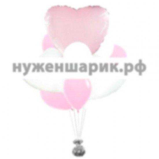 Букет из воздушных шаров Чувства