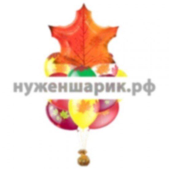 Букет из воздушных шаров Осень