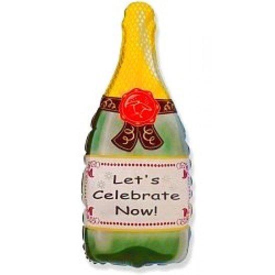 Фигура, Бутылка шампанского, 84 см