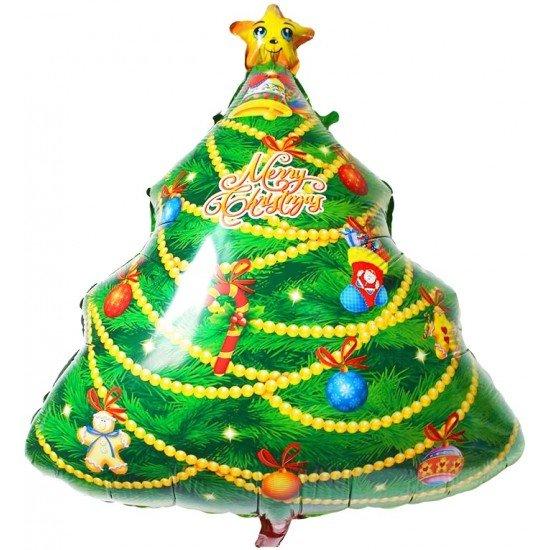 Фигура, Новогодняя елка, 74 см