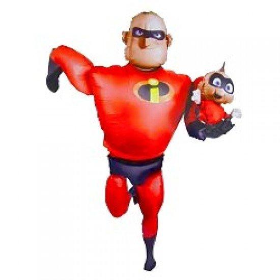 Шар, Ходячая Фигура, Суперсемейка Мистер Исключительный, 170 см