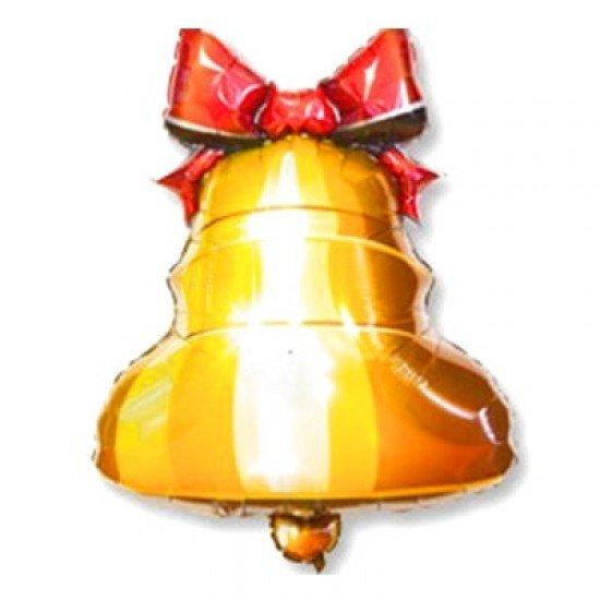 Фигура, Колокольчик с лентой, 89 см