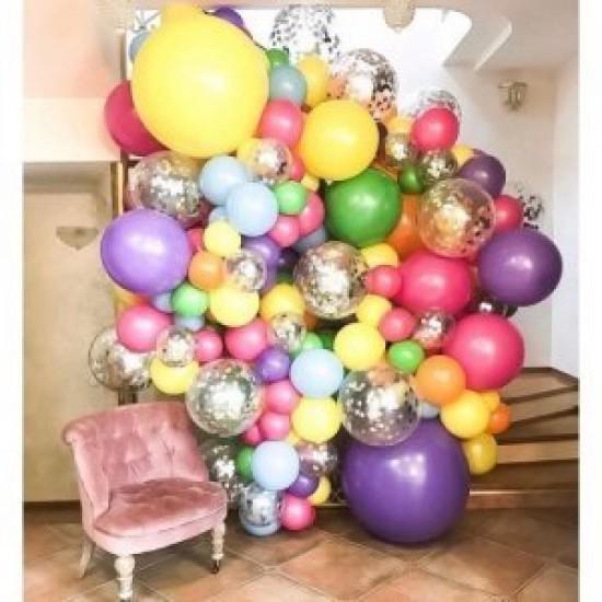 Фотозона из воздушных шаров Грация