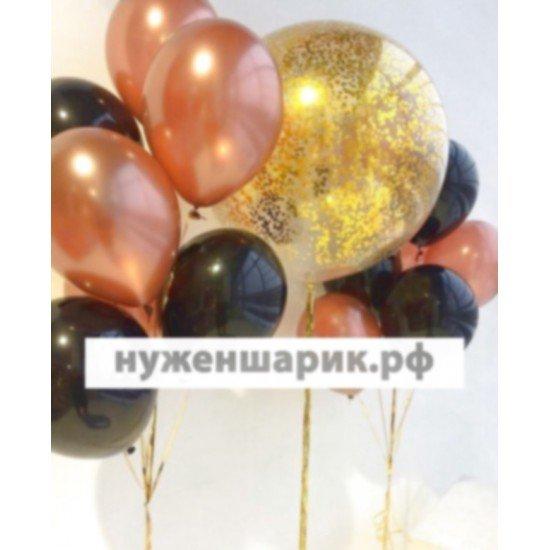 Композиция из воздушных шаров Восторг