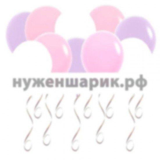 Шары под потолок Сиреневые, Розовые, Белые