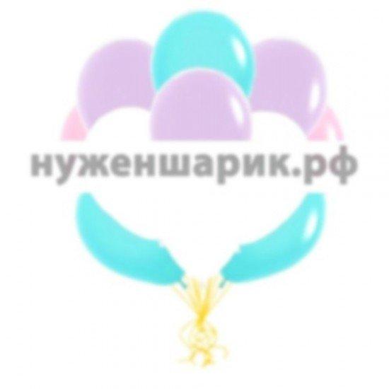 Облако Сиреневых, Белых, Розовых и Тиффани воздушных шаров