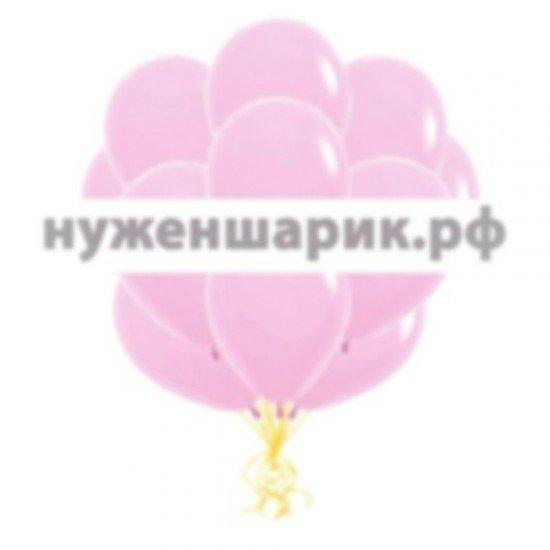 Облако Розовых воздушных шаров Пастель