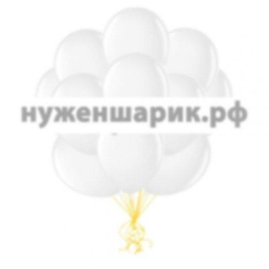 Облако Прозрачных воздушных шаров