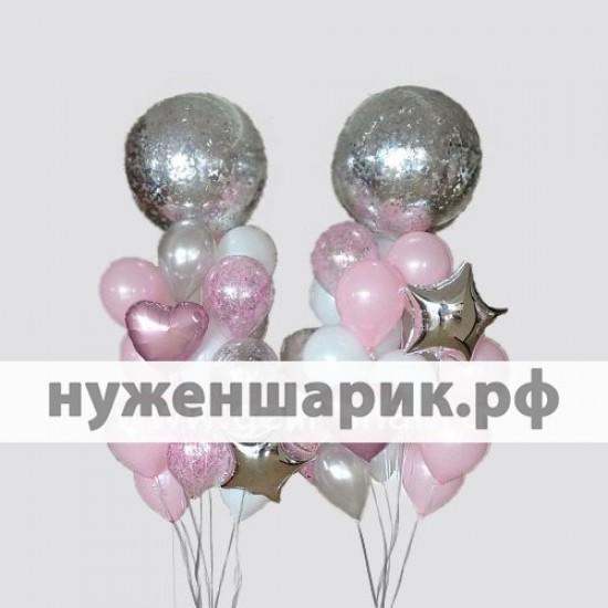 Композиция из воздушных шаров Великолепие