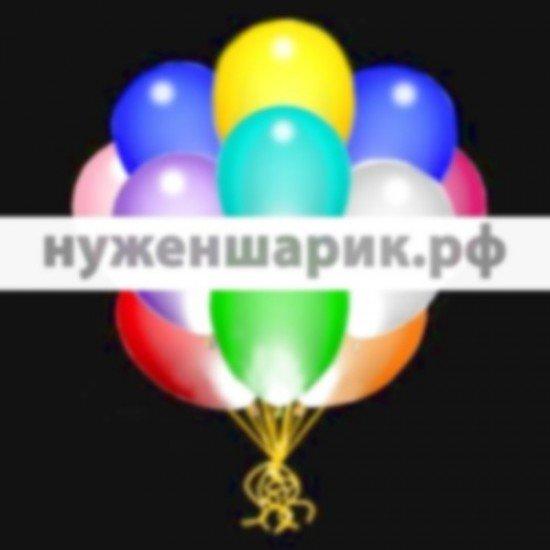 Облако воздушных шаров Ассорти со светодиодами