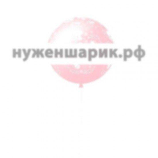 Огромный шар С Днем Рождения Малыш, Розовый, 91 см