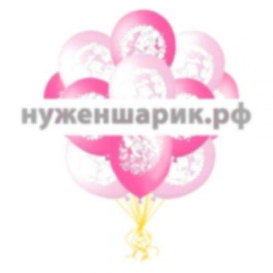 Облако воздушных шаров  Дисней малышка