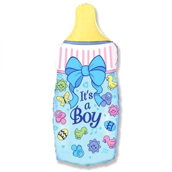 Бутылочка для мальчика, 88 см
